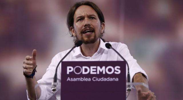 Пабло Иглесиас Туррион. Лидер и фронтмен Podemos