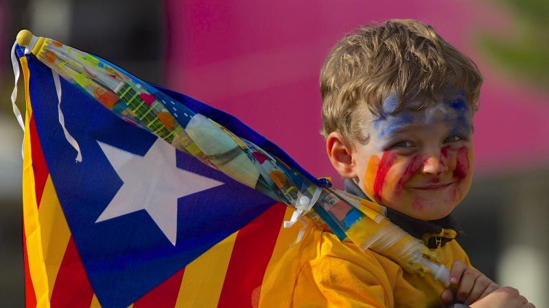 Каталонский сепаратист